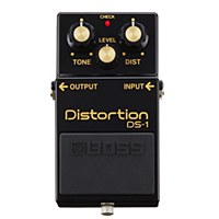 Boss Distortion 40th Anniversary Effects Pedal DS-1-4A