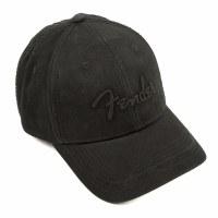 Fender Blackout Baseball Hat