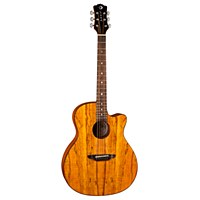 Luna Gypsy Spalt Maple Acoustic Guitar