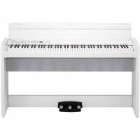 Korg 88 Key Lifestyle Digital Piano White (LP380)