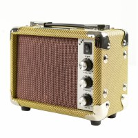 Kala 5 Watt Mini Tweed Ukulele Amplifier