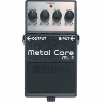Boss Metal Core Effects Pedal ML-2