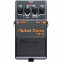 Boss Metal Zone Effects Pedal MT-2