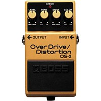 Boss Overdrive / Distition Effects Pedal OS-2