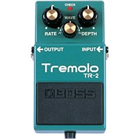 Boss Tremolo Effects Pedal TR-2