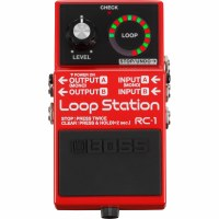 Boss Loop Station Effects Pedal RC-1