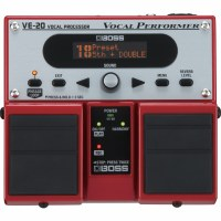 Boss Vocal Performer Pedal VE-20
