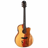 Luna Vista Eagle Acoustic Electric Guitar