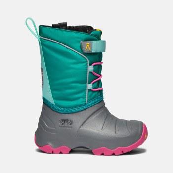 Lumi Boot WP Dusty Aqua 10