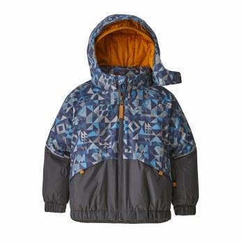 Baby Snow Jacket Pinwheel 2T