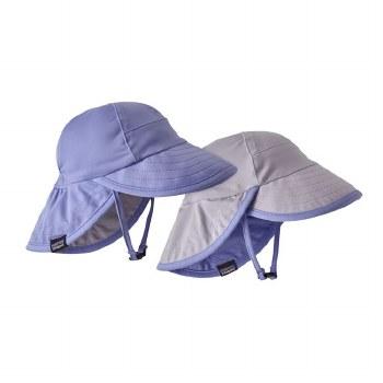 Capilene Hat Violet 12m