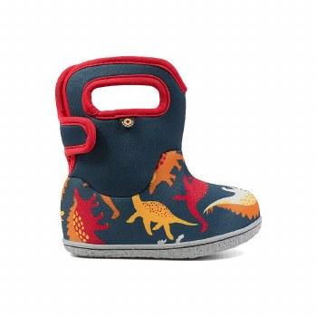 Baby Bogs Dino Indigo 6T