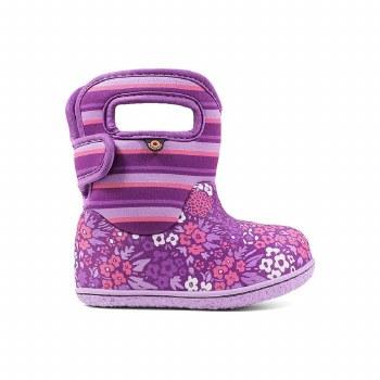 Baby Bogs Garden Purple 4T