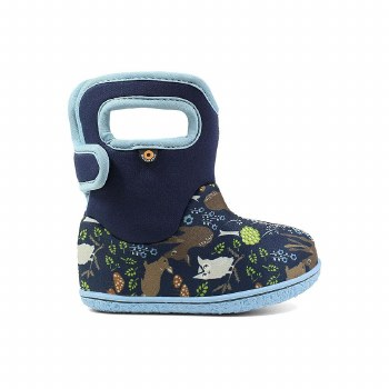 Baby Bogs Woodland Blue 5T