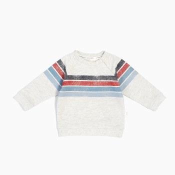 Alpine Stripe Sweatshirt 5