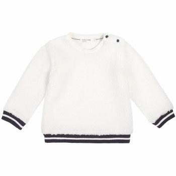 Alpine White Sweatshirt 2