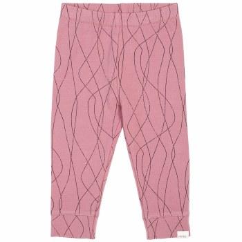 Alpine Pink Leggings 2