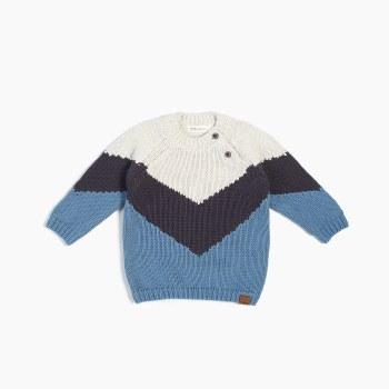 Alpine Stripe Sweater 2/3T