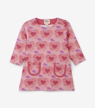 Baby Mod Dress Apple 4T