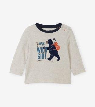 Baby Tee Wild Walk 18-24m