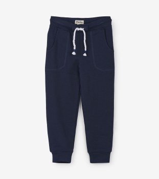 Slim Fit Jogger Navy 8