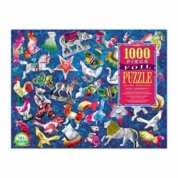 Shiny Ornaments 1000pc Puzzle