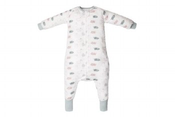 Bamboo Sleep Suit Royal Pig Me