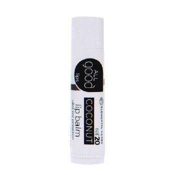 SPF 20 Coconut Lip Balm