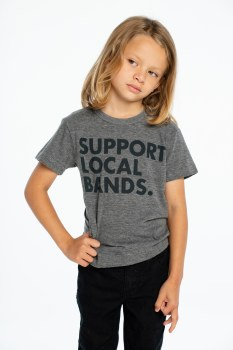 Support Local Bands Tee 10