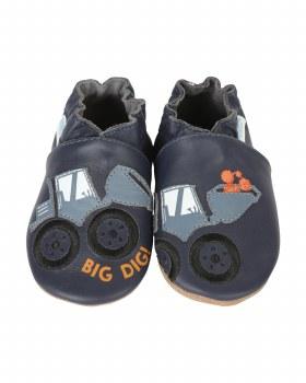 Big Dig Navy 18-24m