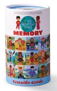 Beautiful World Memory Game