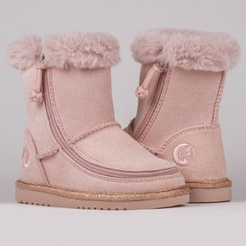 Billy Cozy Boot Blush 12