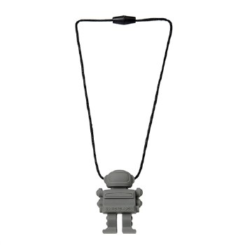 Jr Beads Spaceman Grey