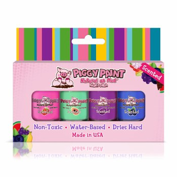 Fruity Scent Nail Polish Gift