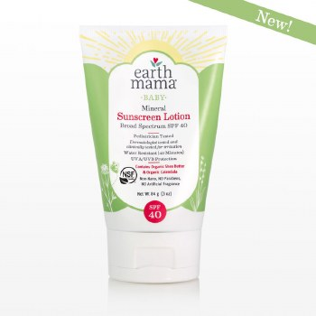 Baby Mineral Sunscreen Lotion SPF 40