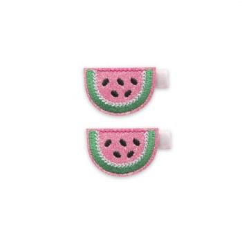 2pk Clips Melon Slice