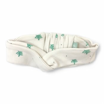 Headband Dotted Leaves 0-6m