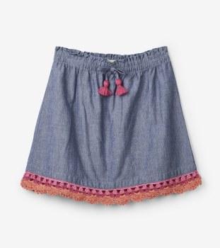 Chambray Skirt 5