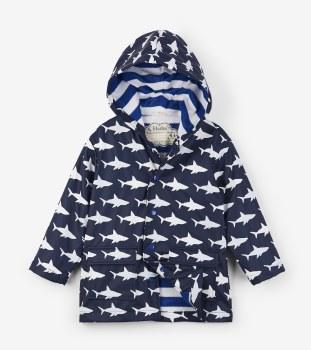 Raincoat Changing Shark 8