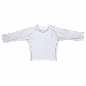 L/S Rashguard White 3T