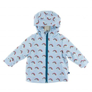 Raincoat Pond Rainbow 12-18m