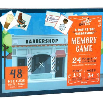 A Day at the Barbershop Memory