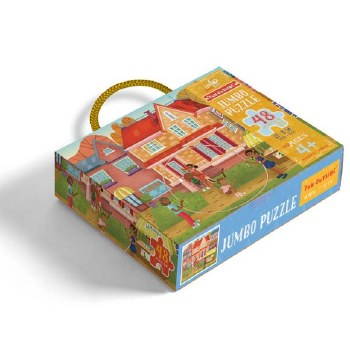 Fun Outside Jumbo Puzzle