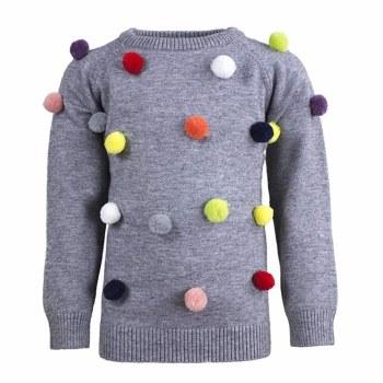 Pom Pom Sweater 2T