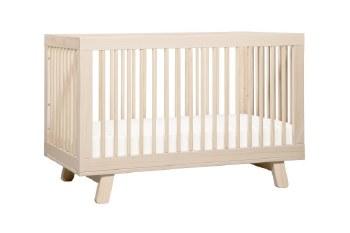 Hudson 3-in-1 Convertible Crib Natural