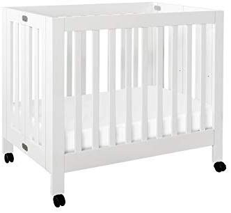Origami Mini Crib White