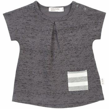 Knit Tunic Grey 3T