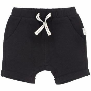 Knit Shorts Black 3T