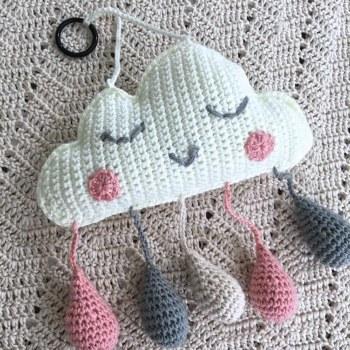 Sweet Dreams Mobile Pink