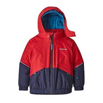 Baby Snow Jacket Fire 2T